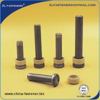 4.8 Grade Shear Connector Studs With Ceramic Ferrule Natural Color M6-M30 Manufactures