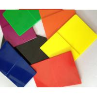 hot sale ABS color plastic panel for sale