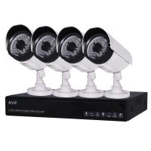 China H.264 voice intercom wireless ip camera network video recorder on sale