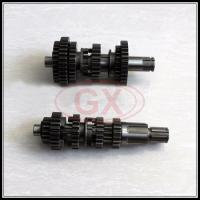Motorcycle Parts Main counter shaft CG125 Motorcycle gear shaft Manufactures
