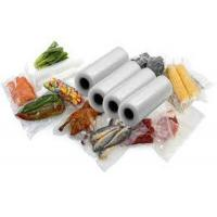 Heat Seal Food Vacuum Bags Storage Smell Proof Laminating Pouch Gravure Printig Manufactures