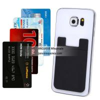 China Silicone Smart Wallet Purse, Credit Card & Business Card Holders on sale