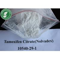 Pharmaceutical Anti Estrogen Powder Nolvadex Tamoxifen CAS 54965-24-1 Manufactures