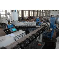 Plastic Pipe Extrusion Machine , Composite Pipe Production Line Of Multi Layers Manufactures