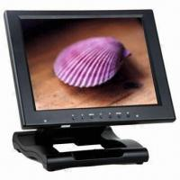 1,024 x 768 10-inch Standalone Monitor with AV, VGA, HDMI, DVI Input and Touchscreen Optional Manufactures
