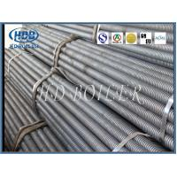 Power Station Plant Boiler Finned Tube Economizer Parts For Utility Manufactures