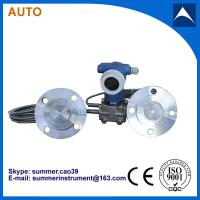 4-20mA output differential pressure transmitter used for sugar mills