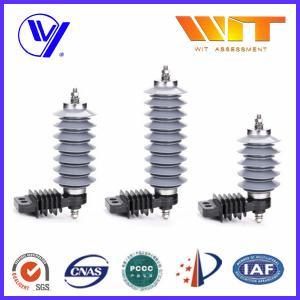 10KA Polymer Surge Protection Varistor Lightning Arrester 18KV Manufactures