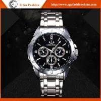 019A Full Stainless Steel Watches for Man Quartz Analog Watch Classic Business Watches Men