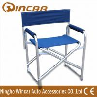 vehicle Outdoor Camping Chairs , 600D folding chair for Lawn / Fishing / beach Manufactures