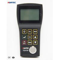 Ultrasonic Through Coating Thickness Gauge TG4100 , 5MHz  Echo To Echo Manufactures