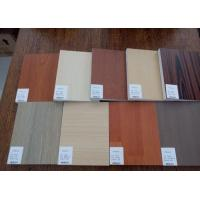 Wood Grain Laminated Foam Board Indoor Wall Flame Retardant Energy Saving Manufactures