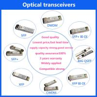 40Gb QSFP Transceiver 10km 1310nm Manufactures