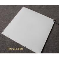 China Square LED Flat Panel Lighting CRI 80 With Aluminum Lamp Body wholesale