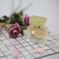 Luxury Carved Glass Bottles Home Fragrance Spray With Customized Color Manufactures