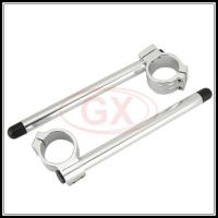 Quality Motorcycle Universal 33/35/37/41/43/45/50/51/52/53/54mm CNC Seperation Handlebar Clips for sale