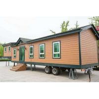 Steel Container House Prefab , Mobile Modular Shipping Containers For Sentry Box House Manufactures