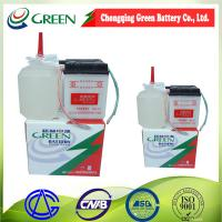 6N4-2A-6 motorcycle battery DRY CHARGE lead acid battery 6V4AH Manufactures