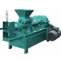 hexagonal shape BBQ coal/charcoal briquette make extruder machine for sale Manufactures