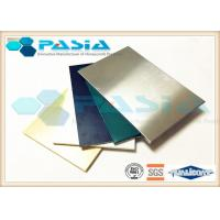 Fire Proof Carton Paper Honeycomb Panels , Honeycomb Paper Sheets High Strength Manufactures