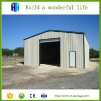 Quality Steel storage building ready made warehouse sandwich panel garage for sale