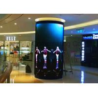 OEM Customized SMD P6 HD Column Full Color LED Video Walls Front Service Led Advertising Display Board For Shopping Mall Manufactures