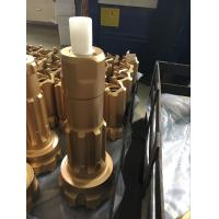 Buy cheap Yellow 6 Inch High Pressure DTH Drill Bits For Mining / Well Drilling from wholesalers