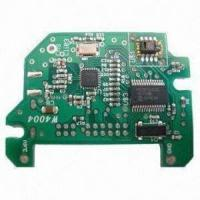 Prototype Multilayer Printed Circuit Board 2 Layers / Fr4 Printed Circuit Board Manufactures