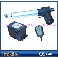 Professional design dc motor brush  linear actuator for massage sofa/beauty bed Manufactures