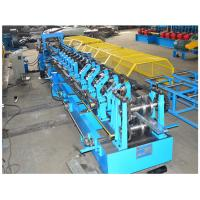 China Easy Change CZ Steel  Purlin Profile Making Cold Roll Forming Machine on sale