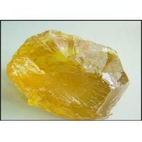 China CAS 8050-09-7 Gum Rosin , Pine Resin WW Grade Solid For Paints / Rubber on sale