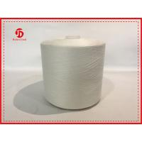 China High Tenacity Plastic Cone Dyed Polyester Yarn High Color Fastness wholesale