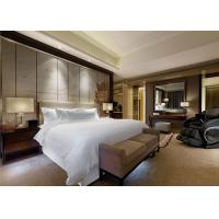 China ODM Deluxe Suite Presidential Luxury Hotel Furniture Set For Bedroom on sale