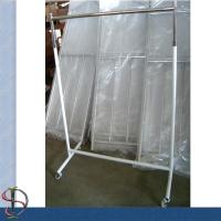 Econoco Commercial Metal Clothing Display Rack For Garment Store Nest Shipping Manufactures