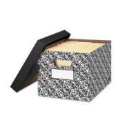 China Biodegradable Office Paper Box  Cardboard Magazine File Boxes Eco Friendly on sale