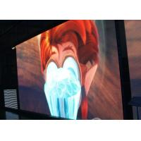 High Resolution P10 Outdoor Led Display Screen With Die-Casting Cabinet Manufactures