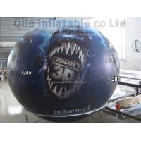 full printing  PVC Advertising Helium Balloon 6M Inflatable For Outdoor Show Event Manufactures