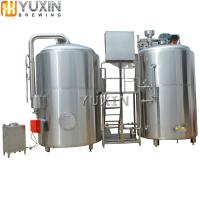 2bbl 4bbl micro brewery machinery