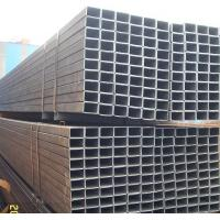 Standard GB Thin Wall Square Hollow Steel Pipe Tubing Steel By Hydraulic Testing Manufactures