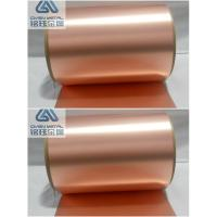 35um Double Shiny Copper Foil Sheet Roll With High Content Cu Manufactures