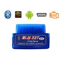 Android V2.1 ELM327 OBD Interface Bluetooth puter Code Reader Manufactures