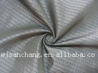 100% polyester yarn dyed memory fabric Manufactures
