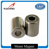 China Permanent Segment Custom Made Magnets High Efficiency For DC Motor Generator on sale