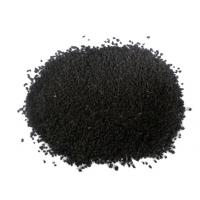 China Skid Proof Black Rubber Granules , Wear Resistant EPDM Rubber Crumb on sale