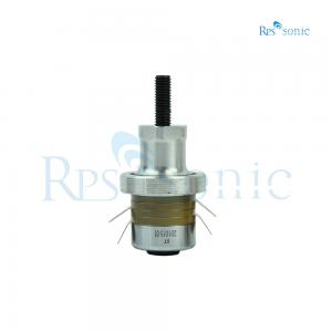 China 40 Khz High Frequency Ultrasonic Transducer For Welding Without Housing on sale