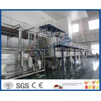 Quality PLC Control Beverage Production Line For Tea beverage Manufacturing Industry for sale