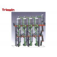 China Fruit Juice Beverage Processing Equipment Forced External Circulation Concentrator on sale