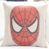 Buy cheap Super hero american film theme cushion,custom print cotton linen cushion from wholesalers