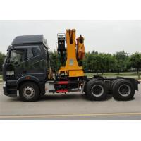 China Workshop Telescopic Boom Truck Mounted Crane Equipment Running Smoothly on sale