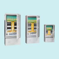 China FTTX Access Network Fiber Optic Cabinet High Density SMC 576/288/144 Cores on sale